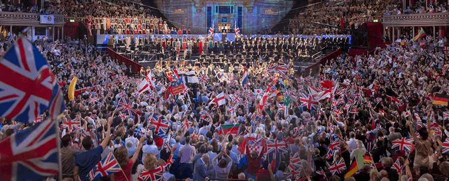 What's the Last Night of the Proms?